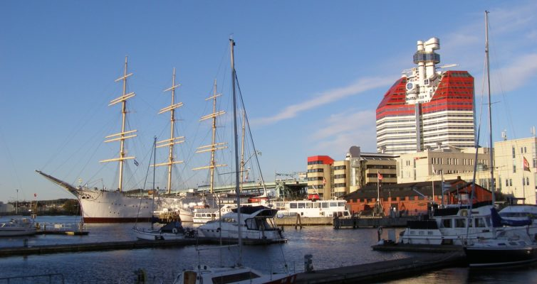 Gothenburg marina